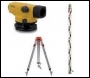 Topcon T320627221 Tripod to suit AT-B4 Level