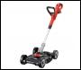 Black & Decker Cordless City Mower 18 Volt STC1820CM & 2.0Ah Battery