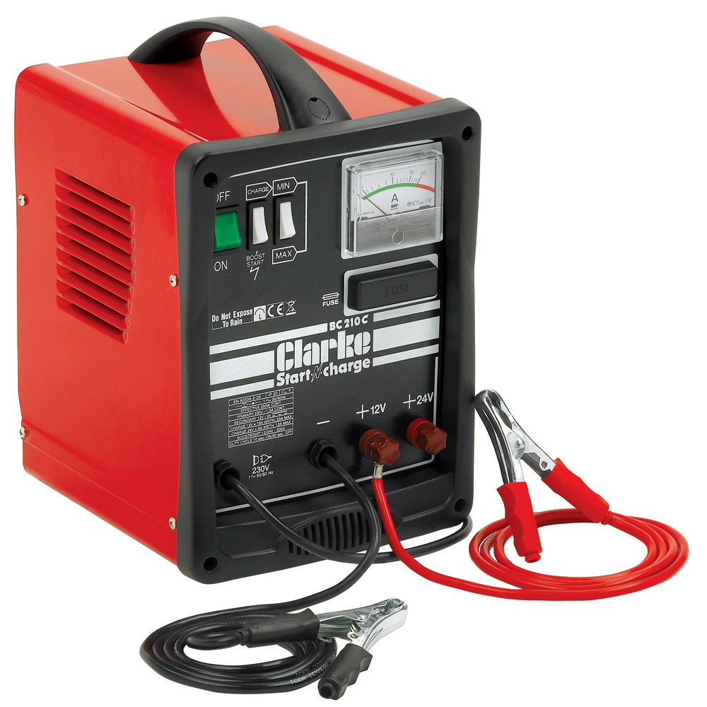 Clarke Bc210c Battery Charger Amp Engine Starter 187 Product
