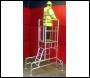 Interlink 1500 Podium - PAS 250 Approved Podium Steps- 1500mm Platform Height