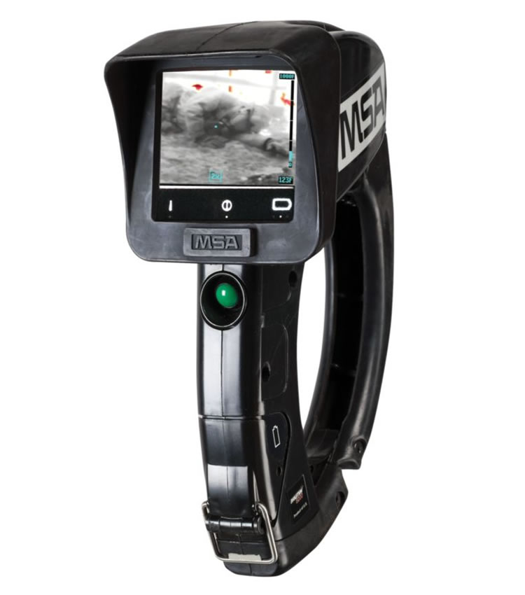Msa Evolution 5200 Hd2 Thermal Imaging Camera 187 Product