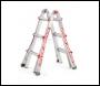 TB Davies Little Giant Classic Multi Purpose Ladder  3 Rung - Code 1303-101