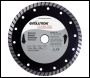 Evolution 185mm Diamond blade Suitable for rage/rage4
