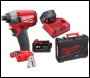 Milwaukee M18 CID-402C FUEL Compact Impact Driver - 4.0Ah Batteries