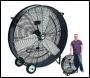 Clarke CAM30 - 30 inch  Drum Fan