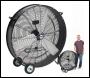 Clarke CAM36 - 36 inch  Drum Fan