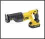 Dewalt DCS380M2 18V XR li-ion Reciprocating Saw (2 x 4AH Batteries)