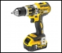 Dewalt DCD795P2 18V XR Brushless Compact Lithium-Ion Combi Drill (2 x 5Ah Batteries)
