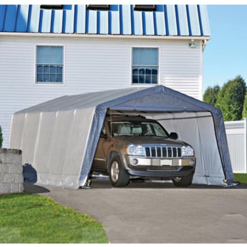 Instant Garage Heavy Duty : Clarke cig heavy duty instant garage ft large