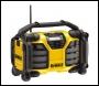 Dewalt DCR017 XR DAB+ Radio Charger 240v
