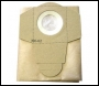 Fox F50-800 Dust Extractor Bags (per 5 pack)