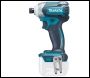 Makita BTD136Z 14.4V Li-on Cordless Brushless Impact Driver with 3-Stage Impact Power Settings (Body Only)