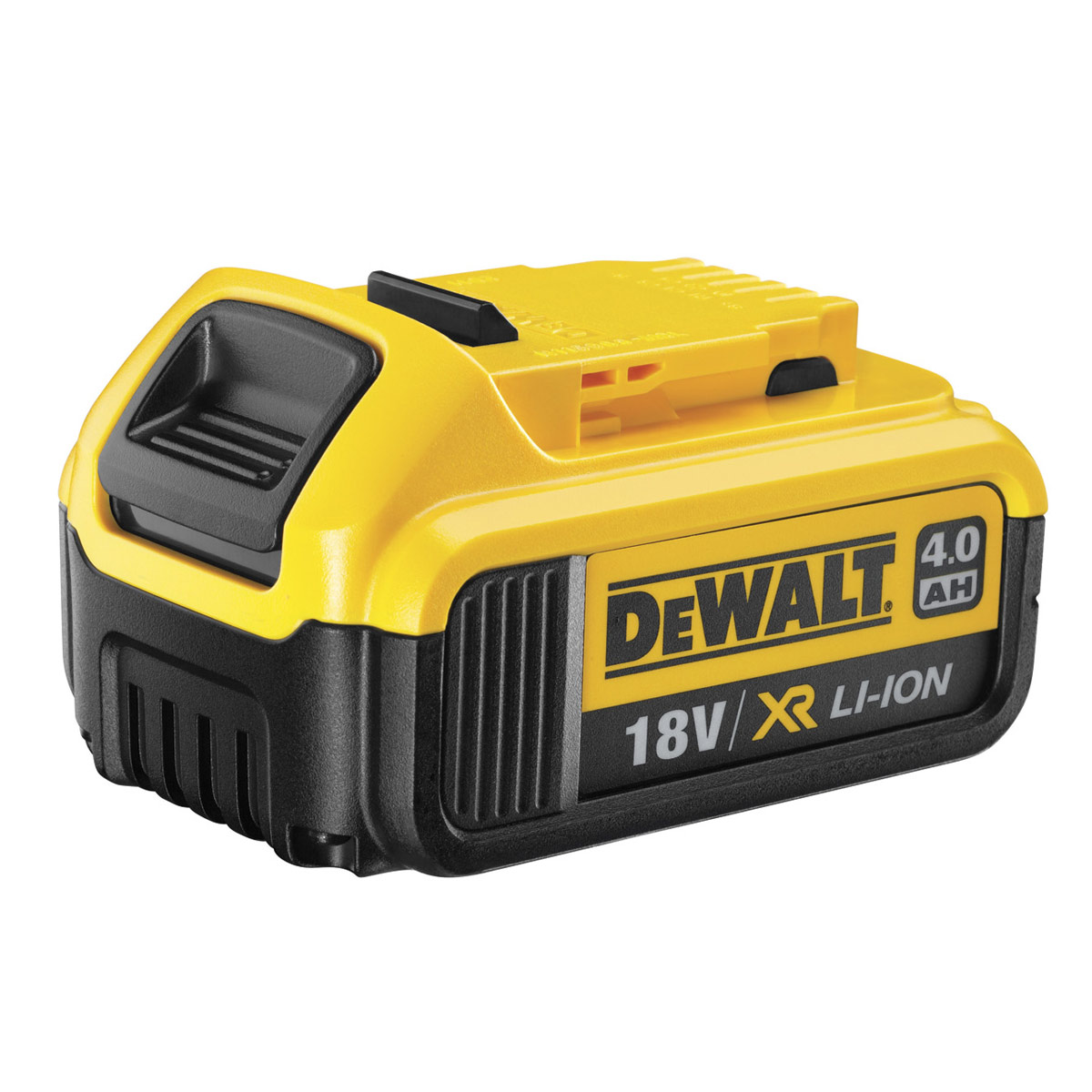 dewalt dcb182 18v xr li ion battery 4ah product. Black Bedroom Furniture Sets. Home Design Ideas
