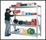 Clarke CS4700 4 Shelf Heavy Industrial Racking