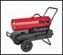 Clarke XR80 70,000 BTU/Hr 20.5kW Paraffin/Diesel Space Heater