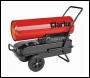 Clarke XR110 100,000 BTU/Hr 29.3kW Paraffin/Diesel Space Heater