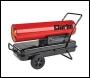 Clarke XR210 Diesel/Paraffin Fired Space Heater