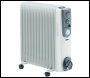 Clarke OFR 13/250 - 2.5kW Oil Filled Radiator