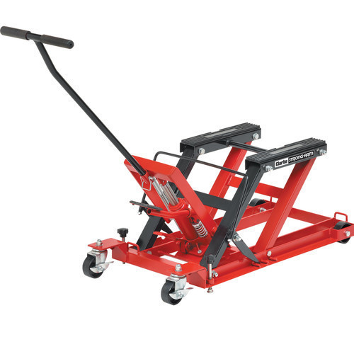 Hydraulic Motorcycle Lift Truck : Clarke cml hydraulic motorcycle atv lift product