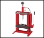 Clarke CSA10BB 10 Tonne Hydraulic Bench Press