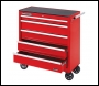 Clarke CBB315 Extra Large Heavy Duty 5 Drawer Mobile Tool Cabinet