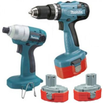 Makita 8391DP31D 18v Combi Drill & Impact driver (body only)