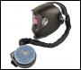 JSP Airfed Cobra DIN 9-13 Welding Visor Switch & Go Jetstream Kit TH2PSL 8 Hour UK Plug