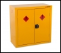 Armorgard Safestor, Hazardous Floor Cupboard 900x465x900 c/w 1 Shelf - Code HFC3
