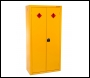 Armorgard Safestor, Hazardous Floor Cupboard 900x465x1800 c/w 3 Shelves - Code HFC7