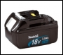 MAKITA BL1830 LI-ION Battery 18v 3.0ah