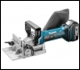 MAKITA BPJ180RFE 18V CORDLESS BISCUIT JOINTER 2 x 3.0Ah LITHIUM-iON BATTERIES, CHARGER & CASE