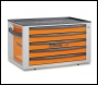 Beta C23ST O-Portable Tool Chest Orange (Code 023000521)