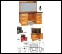 Beta C57S B/O-Mastercargo Workbench - Orange (Code 057001002)