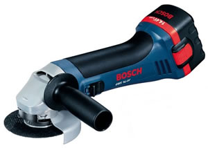 cordless angle grinder. this is now a \ cordless angle grinder
