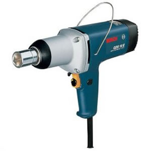 Bosch Gds 18e Impact Wrench Square Drive 110v Only