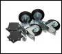 Armorgard 6 inch  Castor Kit