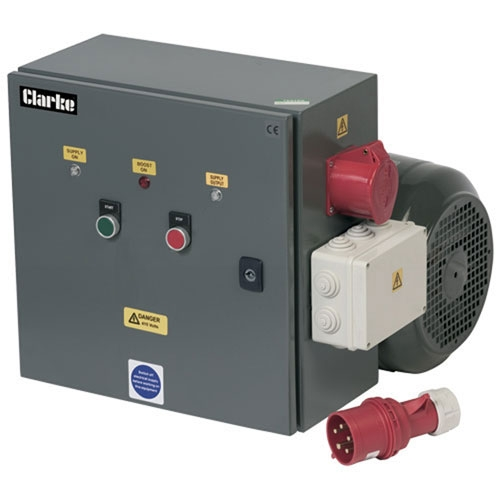 10hp Rotary Phase Converter » Product