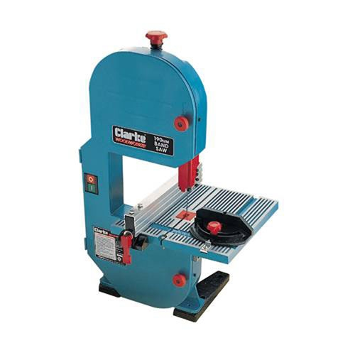 Clarke Cbs190 7 Bandsaw Product