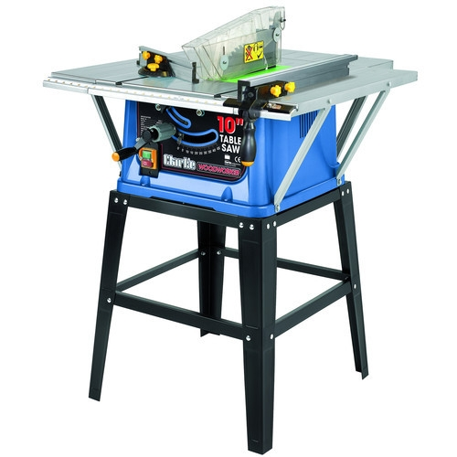 Clarke Cts11 10 254mm Table Saw Product