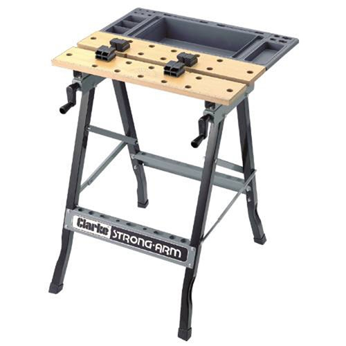 Clarke Cfb700 Folding Workbench Product