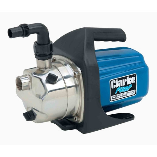 Clarke SPE1200SS 1 Stainless Steel Garden Pump Product