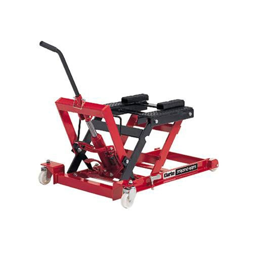Hydraulic Motorcycle Lift Truck : Clarke cml hydraulic motorcycle lift product