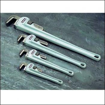 "Clarke CHT297 14"" Aluminium Pipe Wrench » Product"
