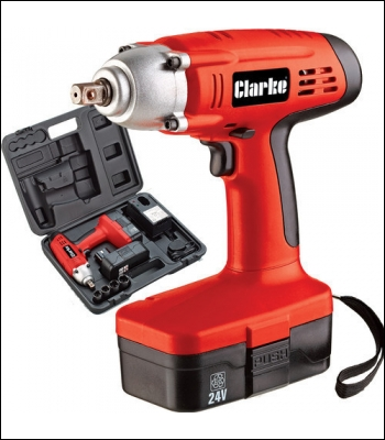Clarke CIR220 24V Cordless Impact Wrench Product