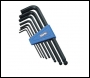 Clarke PRO54 7-Pce Metric Hex Key Set