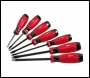 Clarke PRO120 - 7pce Magnetic Screwdriver Set