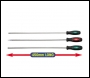 Clarke PRO121 3-Pce Long Reach Screwdriver Set