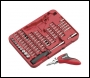 Clarke PRO150 - 73pce Ratchet Screwdriver & Bit Set