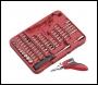 Clarke PRO150 - 73pce Ratchet Screwdriver & Bit Set