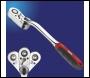 Clarke PRO156 � inch  Swivel Head Rapid Wrench